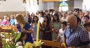 Viana do Bolo honra á Virxe da Asunción