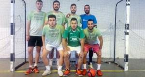 Cubiertas Gelasio, vencedor sénior do Torneo de Futsal de Trives