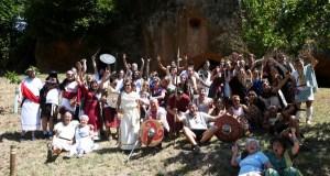 Castrexos e romanos volven ás Covas do Medo de Margaride
