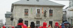 A Veiga recibirá 450.000 euros para mellorar o centro da vila