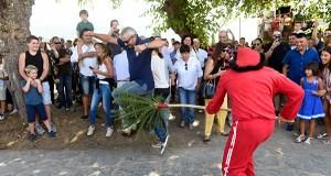 O Meco e As Pampórnigas animan a Romaría da Ermida (Quiroga)