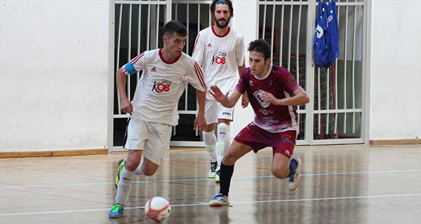O Tres Cuñados FS golea o Leis Pontevedra na estrea da liga en Calabagueiros