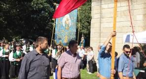Lubián celebra unha concurrida Romaría da Tuíza