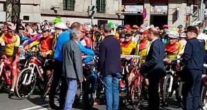 As bicicletas tomarán as rúas de Ourense o domingo 23 de setembro