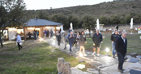 A Granxa Escola A Capilla abre as súas portas en Lentellais (O Bolo)