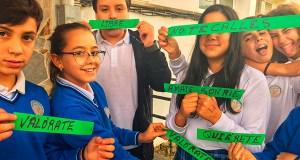 O colexio San Pablo VI-Fátima da Rúa súmase á loita contra a violencia e xénero