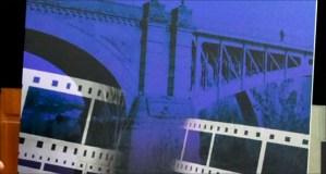 A Ponte Nova de Ourense protagoniza o cartel do OUFF, obra do carballiñés Suso Obenza