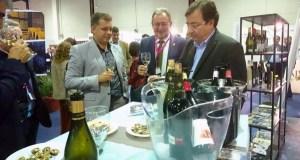 Os viños rueses, no XVIII Salón do Viño e da Oliva de Almendralejo