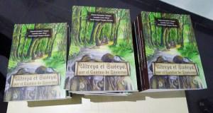 """Presentación en Monforte de """"Ultreya et Suseya, por el Camino de Inverno"""""""