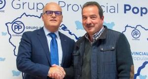 José Pinto Álvarez será o candidato do PP á alcaldía de Vilamartín