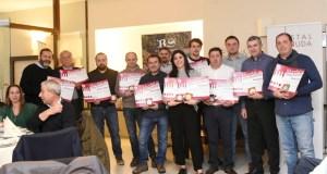 """Xantar de Nadal da D.O. Ribeira Sacra en Trives e entrega de premios do certame """"Mondial des Vins Extremes"""""""
