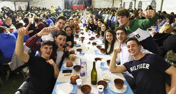 A XIX Festa da Freba reúne a máis de 500 persoas en Petín