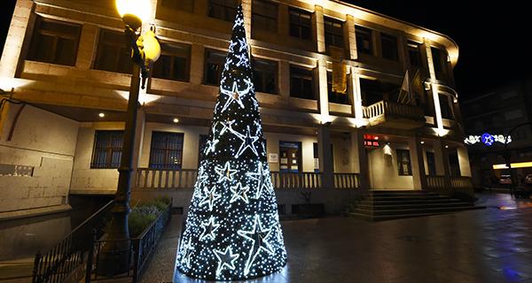 A Rúa vístese de Nadal