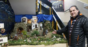 O CEIP Julio Gurriarán do Barco engalánase para dar a benvida ao Nadal