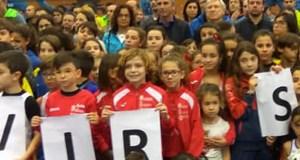 Vitoria para o Adas en benxamín e alevín masculino nunha fase final da Liga Abanca con case 800 atletas