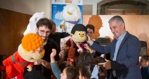 """O """"Nadal do Polo Norte"""" dos Bolechas chegará a Ourense"""