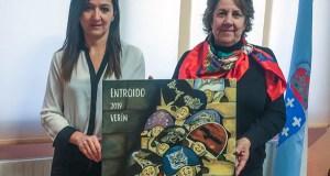 """""""O descanso dos Cigarróns"""", cartel do Entroido 2019 de Verín"""