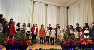 Certame de Nadal da Escola Municipal de Música de Trives e obradoiro na biblioteca