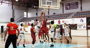 Intensa fin de semana de baloncesto para o MV Barco