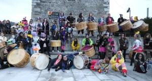 O Fulión Feminino de Viana percorrerá de novo a vila o 16 de febreiro