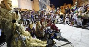 Conta atrás para a V Mascarada Ibérica de Viana e Vilariño