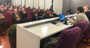 A recuperación das oliveiras en Galicia, nas xornadas do Barco sobre oportunidades do Medio Rural