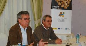 Xornada técnica da IXP Pataca de Galicia, en Xinzo