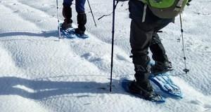 Ruta con raquetas de neve en Trevinca, o 3 de febreiro