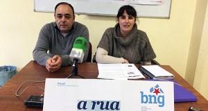 """María G. Albert: """"Por lei, un alcalde non pode someterse a unha moción de confianza no último ano de mandato"""""""
