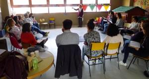 Talleres Montessori sobre etapas do desenvolvemento e comunicación positiva, no Barco