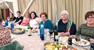 Xuntanza das asociacións de Mulleres Rurais de Valdeorras no Castro (O Barco)