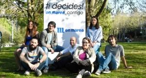 En Marea presenta as súas listas por Ourense ás eleccións xerais
