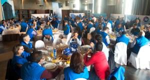 Os 92 candidatos do PP ás alcaldías da provincia reúnense en Allariz