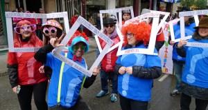 O desfile do Martes de Entroido no Barco, en fotos