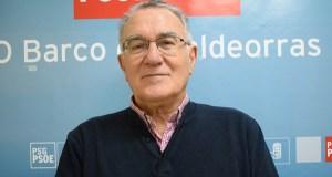 Alfredo García repite novamente como candidato socialista á alcaldía do Barco