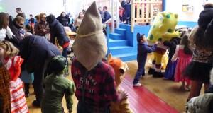 Festa infantil de Carnaval no Barco