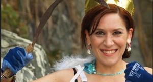 """Isabel Risco convertirase en """"Nabiza Girl"""" en Viana"""