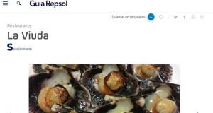 """O Restaurante La Viuda de Trives, entre os recomendados na """"Guía Repsol 2019"""""""