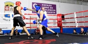 A X Velada de Boxeo amateur do Concello do Barco, en imaxes