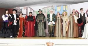 Teatro, música e exposición de clásicos nas festas de Vilamartín