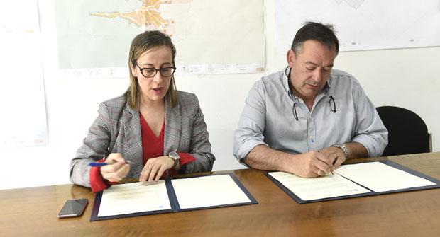 48.000 euros para mellorar a seguridade viaria da rúa Carril, en Larouco