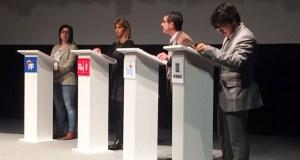 Infraestruturas, demografía ou sanidade, no primeiro debate das eleccións xerais na provincia