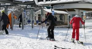 A Estación de Montaña de Manzaneda abre ao esquí doce pistas