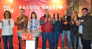 Aida González, candidata socialista á alcaldía de Montederramo