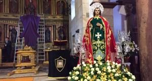 Todo listo na parroquia ruesa de Santo Estevo para o desencravo