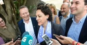 """Magdalena Valerio (PSOE) asegura que """"Ourense necesita un cambio e un impulso"""""""
