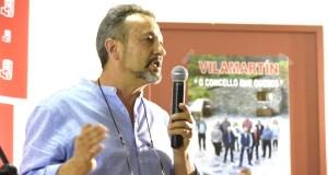 """Enrique Álvarez: """"Queremos seguir facendo o tipo de políticas nas que a xente participa"""""""