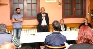 """José Vicente Solarat: """"Temos que aproveitar que A Rúa é final de etapa no Camiño de Inverno"""""""