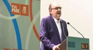 """Luis Fernández: """"Potenciaremos as políticas sociais e de emprego na Rúa"""""""
