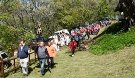 Numerosa asistencia na Romaría do San Xil Vello en Casaio